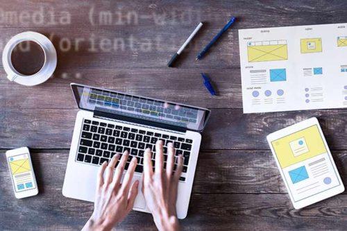 Business Website erstellen