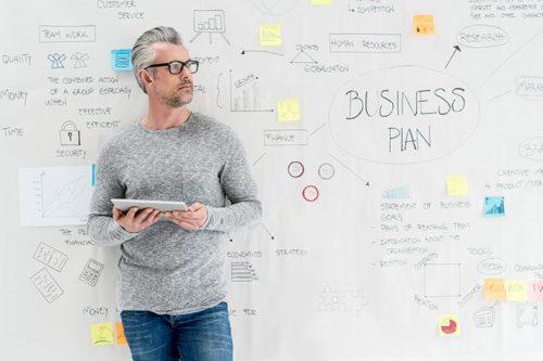 Wie erstellt man einen Businessplan?