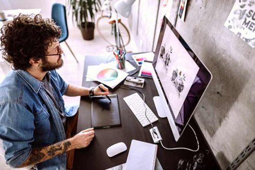 Berufshaftpflicht für die Kreativbranche & Grafiker-Versicherung