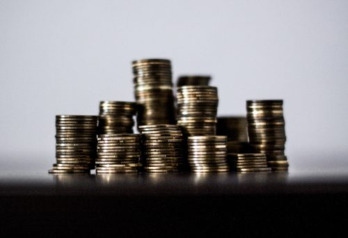 Geld-Muenzen