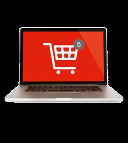 Onlineshop Versicherung