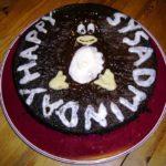SysAdmin Day Kuchen