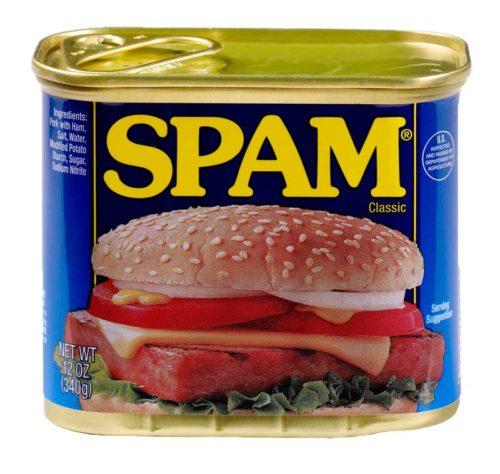 Spam und Scam