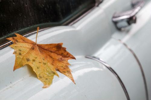 Herbst: Wechselzeit, auch für die Oldtimerversicherung