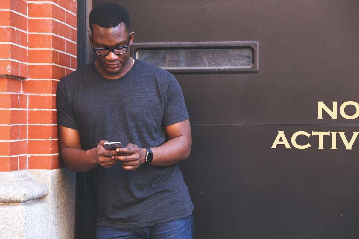 Onlineshop mobil nutzen
