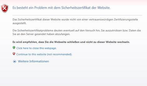 SSL-Zertifikat: Vermeiden Sie mit ein paar Tricks Fehlermeldungen