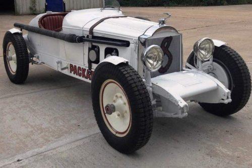 Rallye-Albtraum mit Packard 626 SS