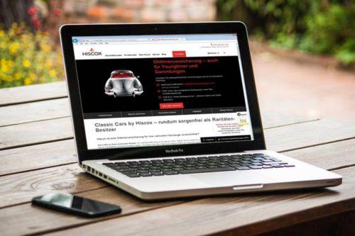 Für die Oldtimer-Neuanmeldung: Versicherung online abschließen und gleich anmelden