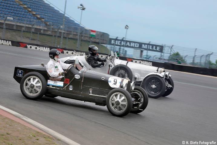 Nürburgring Classic 207 Prewars