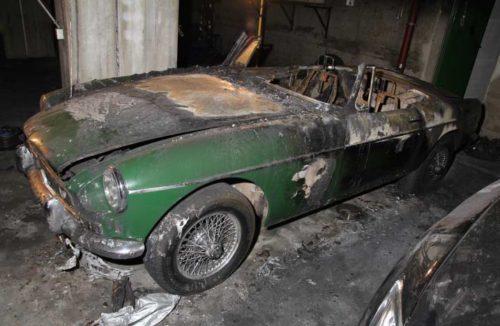 Fahrzeugbrand-Experten im Interview: Oldtimer sind besonders gefährdet!