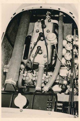 Geschichte von Kontrukteur Alfred Hartmann: Ein Rennmotor