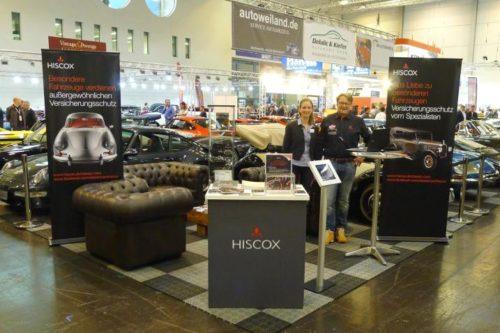 Hiscox Classic Cars Tour 2018