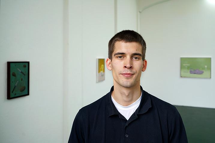 Gewinner des Art-in-Residence-Stipendiums: Simon Modersohn