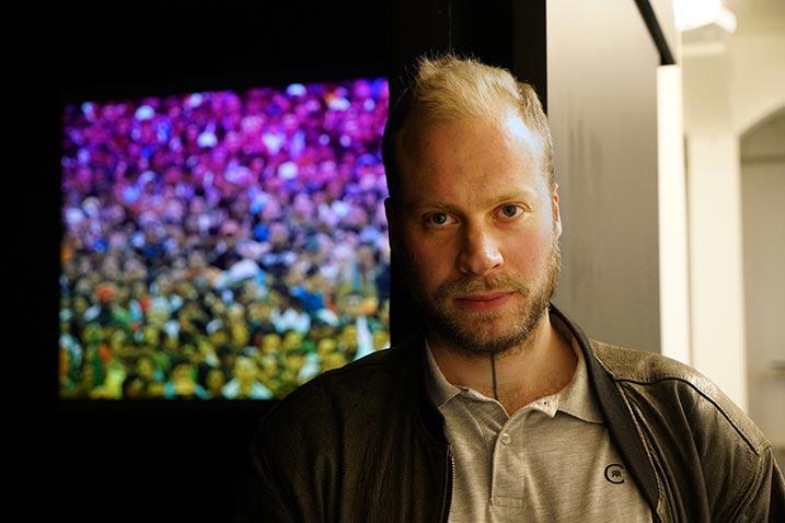 Hiscox Kunstpreisgewinner 2017: Daniel Hopp