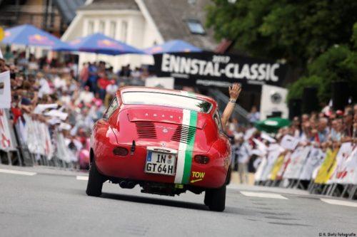 Termine Oldtimer-Rallyes: darunter die Ennstal Classic