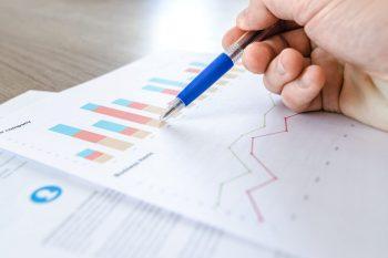 Analyse von Daten und Grafiken