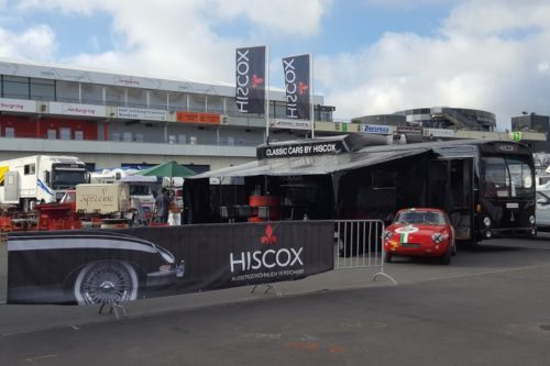 Hiscox Classic Cars Tour: Nächste Station Nürburgring Classic