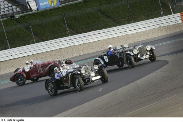 Nürburgring Classic Prewars