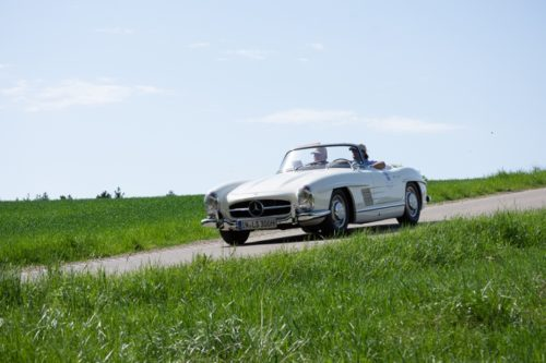 1. München Classic: Neues Oldtimer-Rallye-Highlight