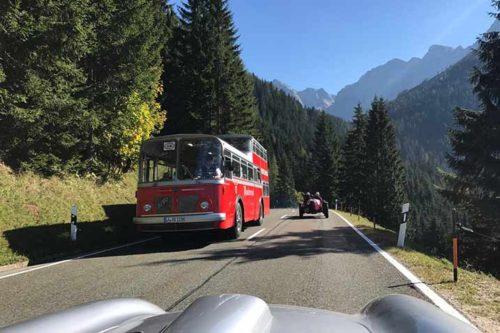 Roßfeldrennen Rückblick: Tolle Bergkulisse für die Bergläufe
