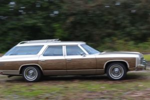 Keine Angst vor US Cars: Chevy Caprice