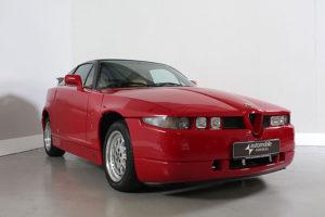 Die 90er kommen: Alfa Romeo ES 30