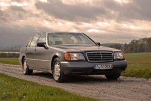 Die 90er kommen: Mercedes-Benz 600 SEL