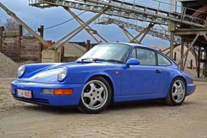 Die 90er kommen: Porsche 964 Carrera RS