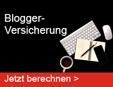 Blogger-Versicherung