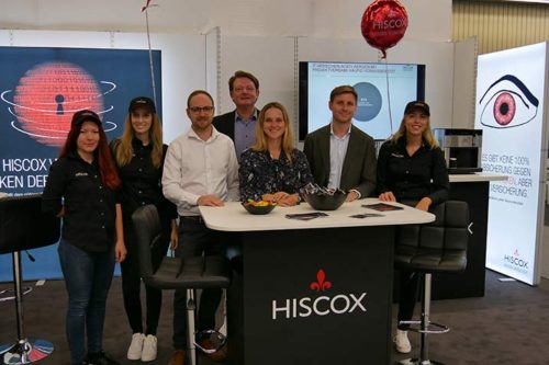 Hiscox meets IT-Messe: it-sa