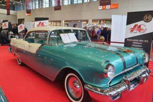 Retro Classics Bavaria Rückblick: Pontiac