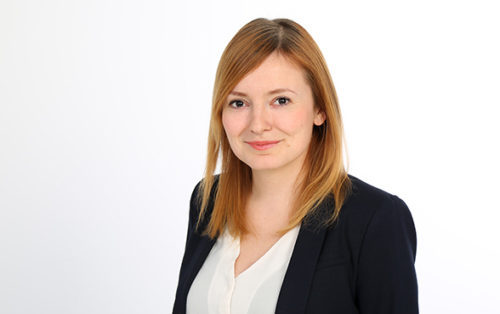 Claudia von Pawel, Hiscox Product Manager Small Business