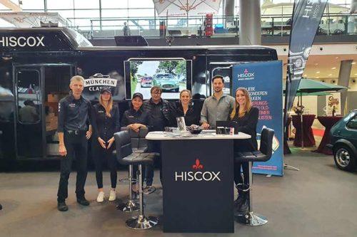 Hiscox Classic Cars Tour 2020: auf der Retro Classics