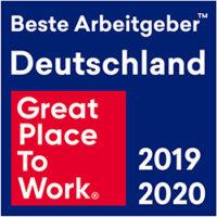 Great Place to Work®-Auszeichnung für Hiscox
