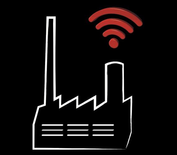 Symbol für die Industrie