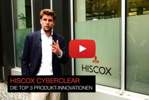 Hiscox Cyber Clear Innovationen 10-2020