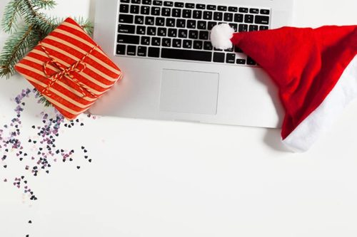 Onlineshops Weihnachtsgeschäft